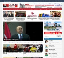 Haber Sitesi Portalı